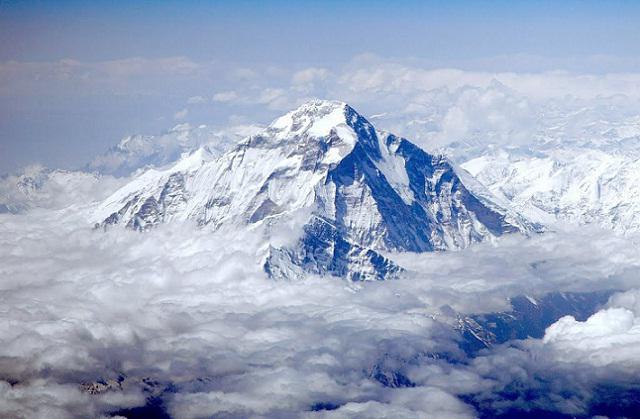 Jaká je nejvyšší hora na světě?