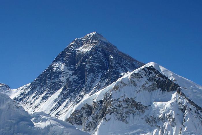 která hora je nejvyšší na světě