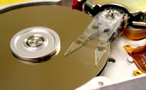come scrivere un grande file fat32
