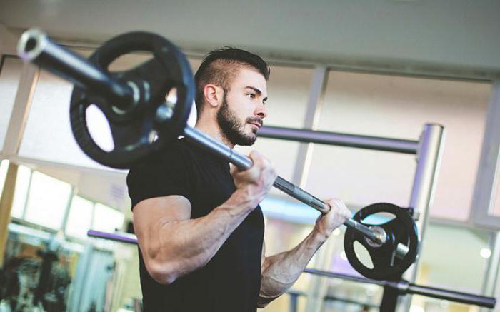 utežni program vadbe na domu