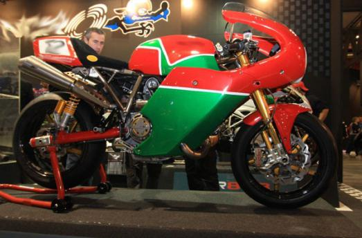 най-скъпият мотоциклет в света снимка