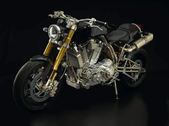 най-скъпата снимка на мотоциклета