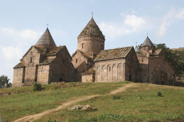 capitale della grande armenia