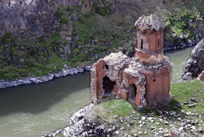 la capitale dello stato dell'Armenia