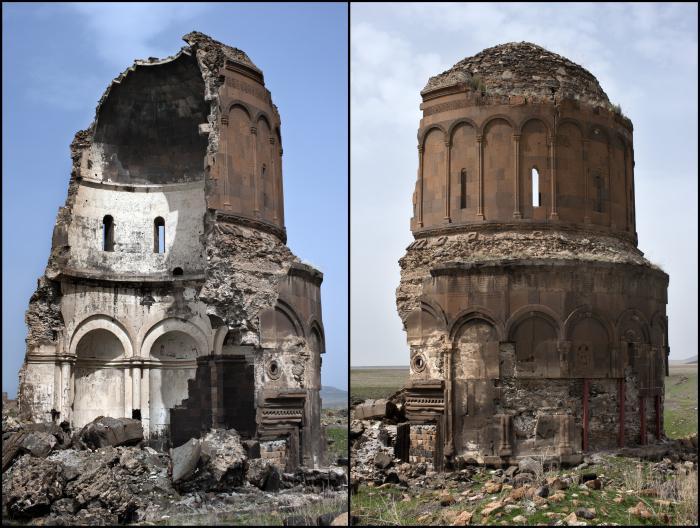 ex capitali dell'Armenia