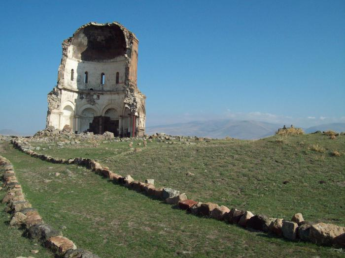 la capitale dell'Armenia
