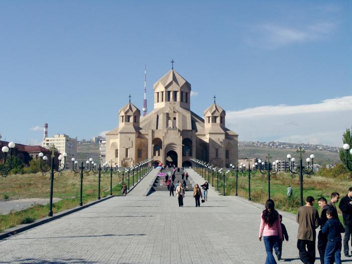 Ani è la capitale dell'antica Armenia