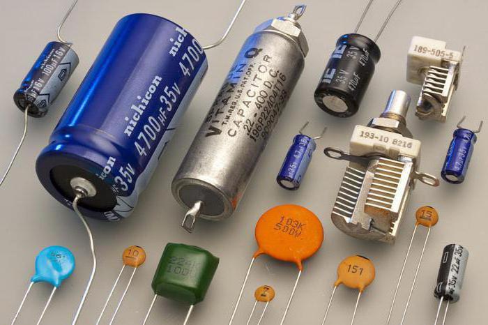 Kaj je kondenzator?