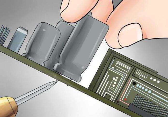 kako preveriti kondenzator