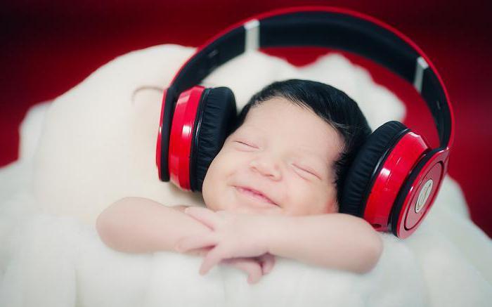 Impatto della musica su una persona