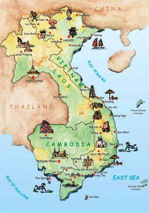 gdje je najbolje more u Vijetnamu