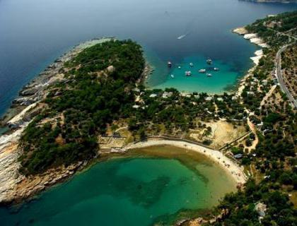 какво море у Грчкој