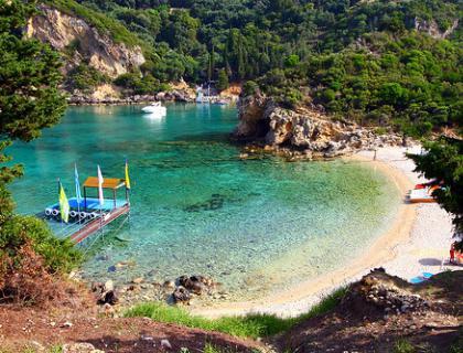 које море у Грчкој је топлије