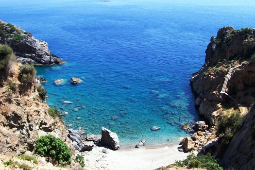Morze Śródziemne w Turcji