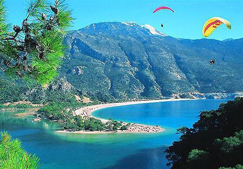 Marmaris Turcja jakie morze