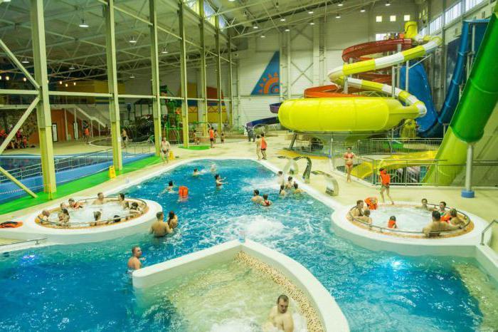 parco acquatico a Omsk