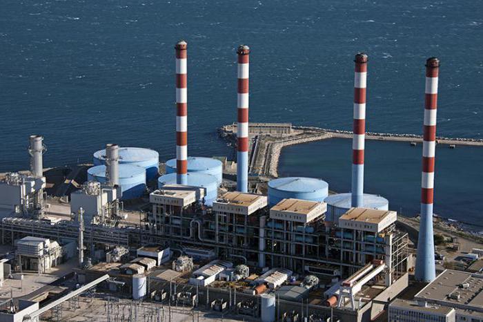 TES je termoelektrarna