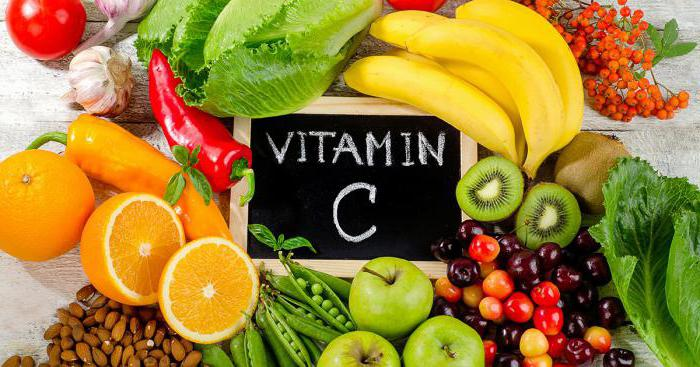 vitamin c askorbinska kiselina