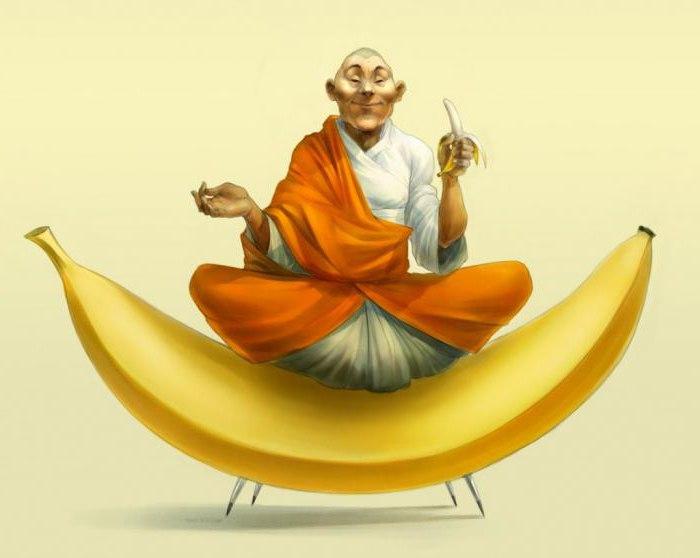 банана од овог воћа је корисна за мушкарце