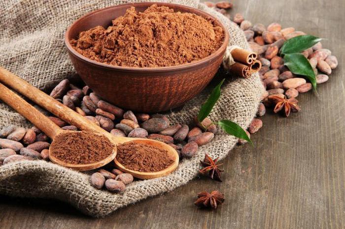 Il cacao in polvere è utile?