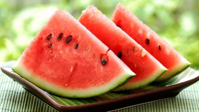 Како је лубеница корисна за тијело?
