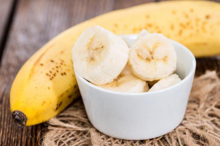 quali sono le vitamine benefiche nella banana