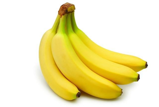 vitamine di banane e oligoelementi