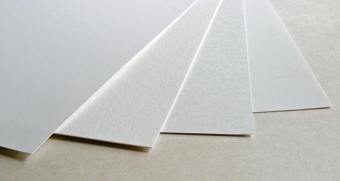 velikost papirja za risanje