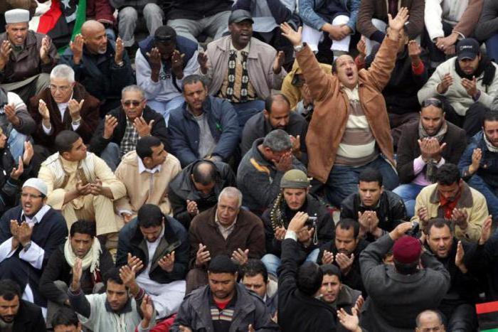morte di moammar gaddafi