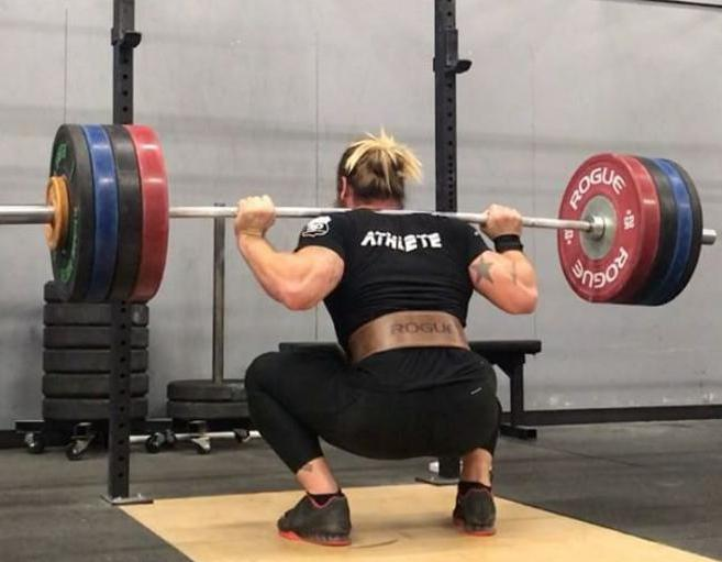 competizione powerlifting