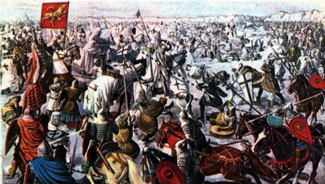 Vittorie in cui le battaglie di Alexander Nevsky sono diventate famose