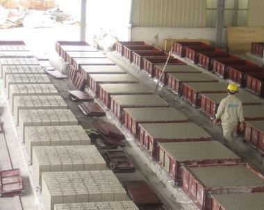 metodo di fabbricazione del mattone