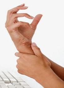 от които пръстите се изтръпват