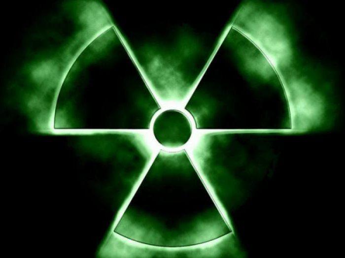 как да премахнете радиацията от тялото след експозицията