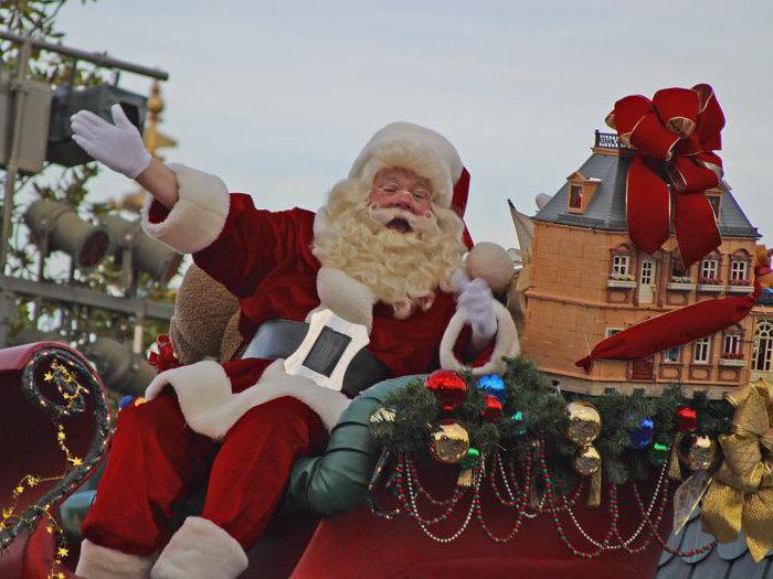 како изгледа Санта Цлаус