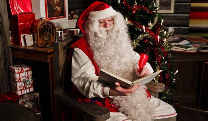како изгледају Санта Цлаус и Санта Цлаус
