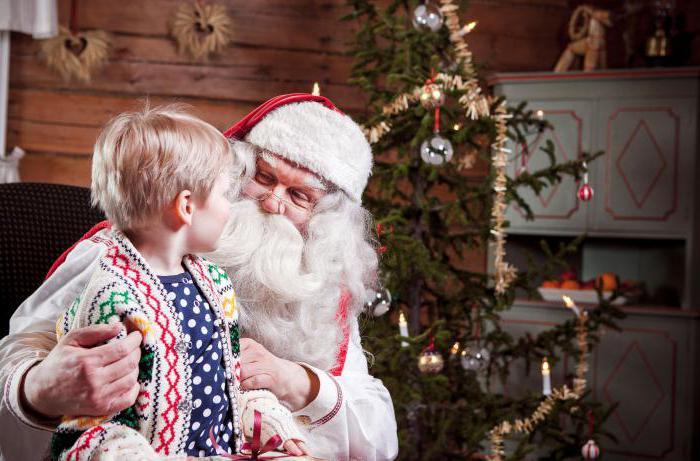 да ли је Деда Мраз изгледао у 19. веку