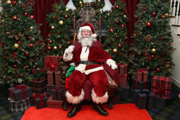 како изгледа Деда Мраз и где живи