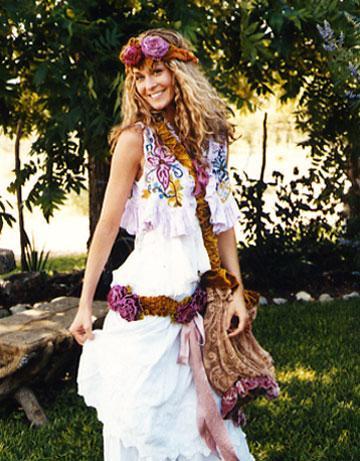 облекло в селски стил