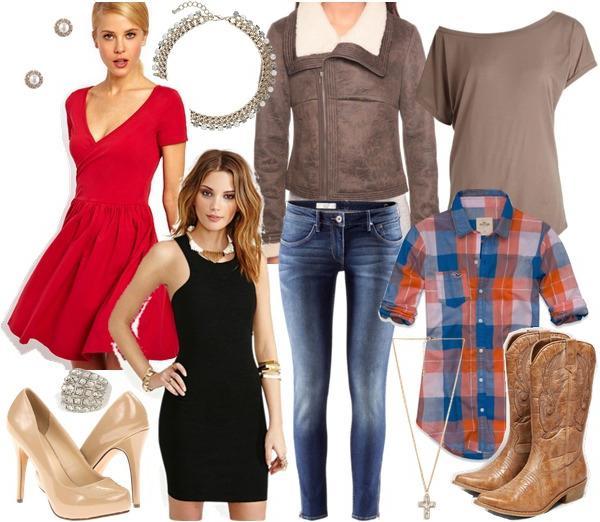 как да изберем стил на дрехи