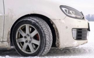 колко налягане в гумите през зимата