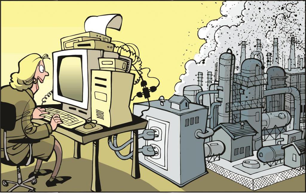 economia postindustriale