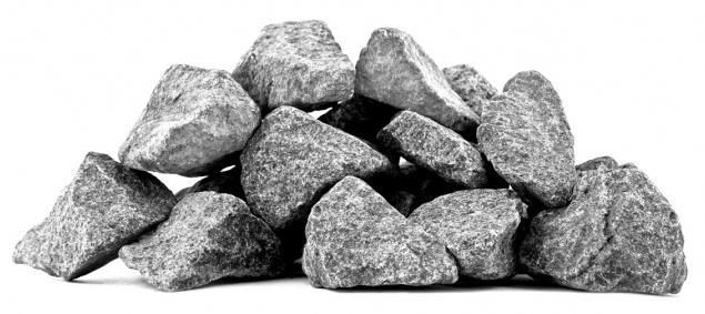 kamienie do kąpieli w piecu