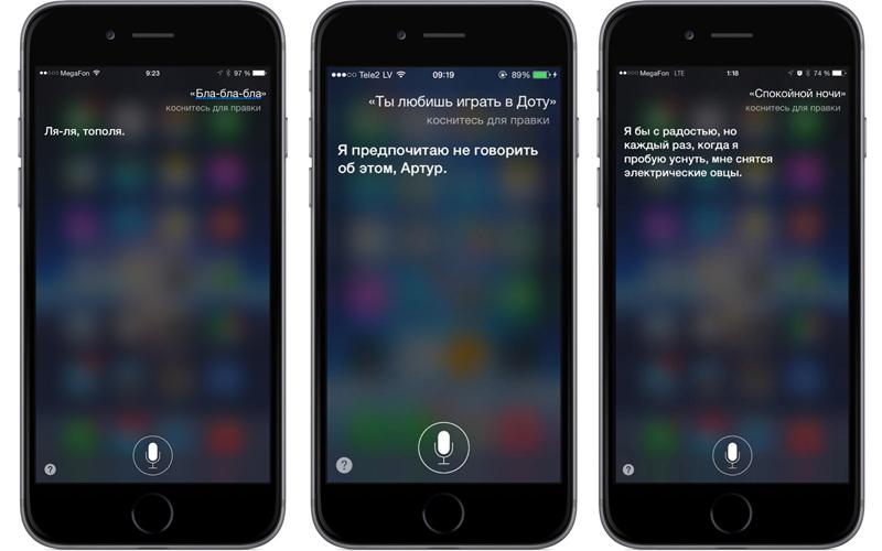 Cosa posso chiedere a Siri
