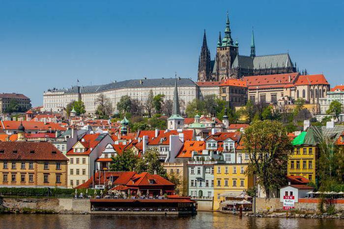 Češka Praga, kaj naj ponudi