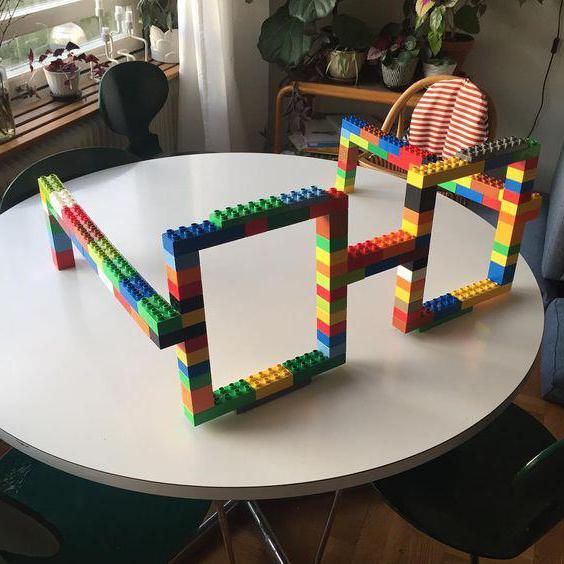 come costruire un ascensore da lego