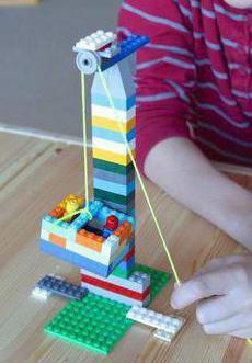 come costruire una casa di lego