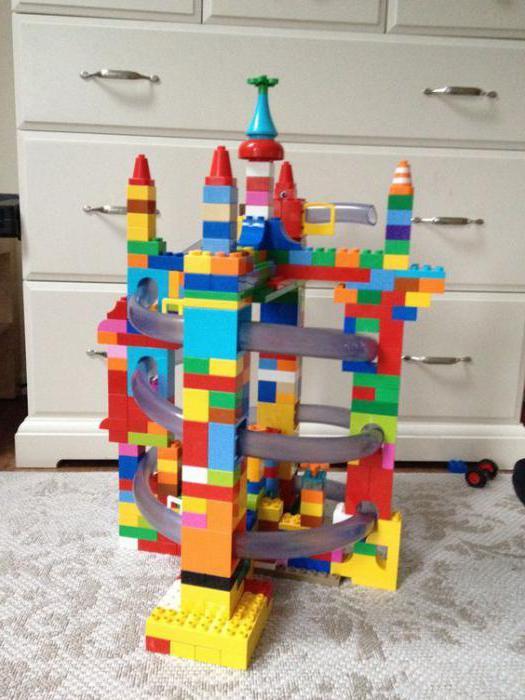 cosa può essere costruito con lego