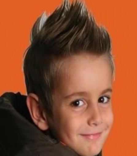 tagli di capelli per bambini