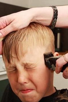 tagli di capelli per bambini per foto di ragazzi